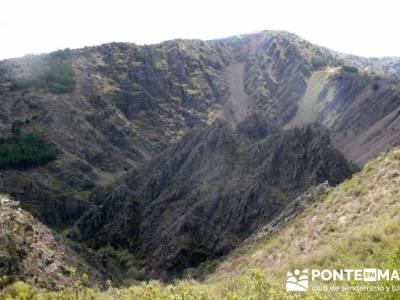 Senda Genaro - GR300 - Embalse de El Atazar - Patones de Abajo _ El Atazar; senderismo pirineo arago
